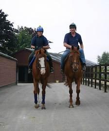 Groom / Rider - Breaking & Pre-training Yard - Oxfordshire