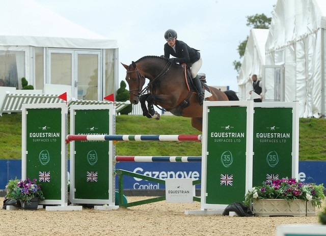 2nd Rider / Young Horse Rider - Showjumping Yard (798)